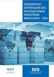 Desempenho Exportador das Multinacionais Industriais Brasileiras - 2020