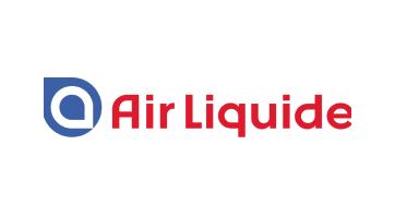 logo da Companhia Air Liquide representando a mesma