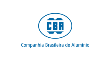 logo da Companhia CBA representando a mesma