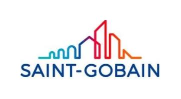 logo da Companhia Saint-Gobain representando a mesma