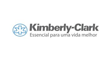 logo da companhia Kimberly-Clark representando a mesma