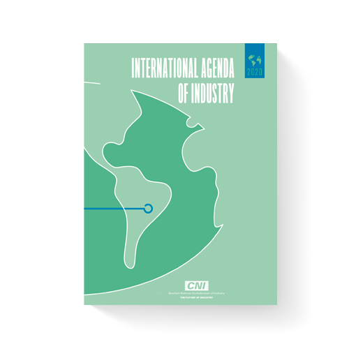 Cover of the International Agenda of Industry 2020