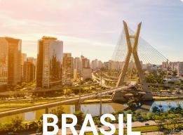 imagem de uma cidade e a palavra BRASIL representando o calendário mei para o Brasil