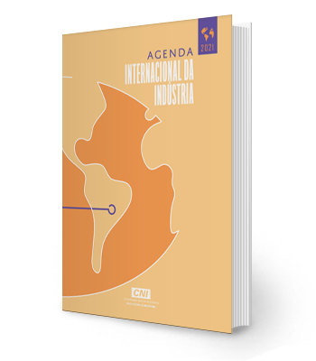 Capa do documento Agenda Internacional 2019