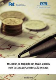Publicação  Melhorias na aplicação dos atuais acordos para evitar a dupla tributação da renda