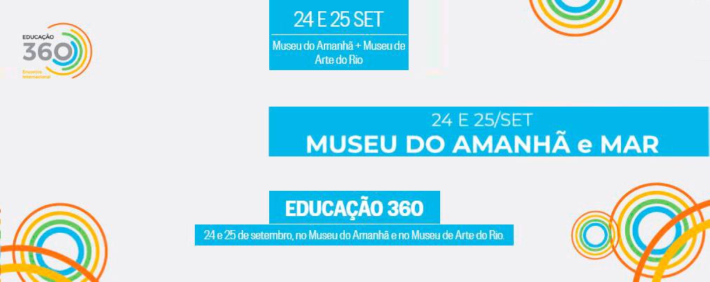 Encontro Internacional Educação 360