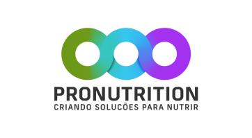 logo da Companhia Pronutrition representando a mesma