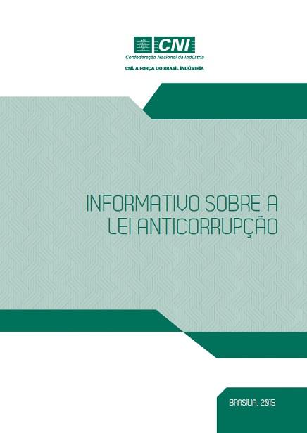 Informativo Sobre a Lei Anticorrupção