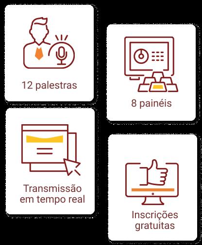 Destaques sobre o ENAI: 12 palestras, 8 painéis, transmissão em tempo real e inscrições gratuitas