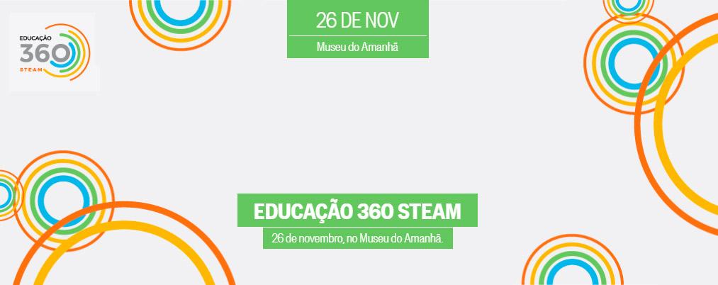 Educação 360 STEAM