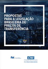 Publicação: Propostas para a Legislação Brasileira de Preços de Transferência