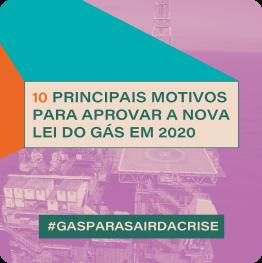 imagem de texto e hashtag representando que o brasil pode crescer 1% ao ano - mercado competitivo - gás para sair da crise