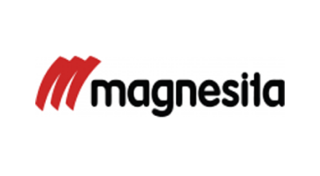logo da Companhia Grupo Magnesita representando a mesma