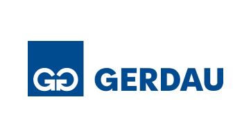 logo da Companhia Gerdau representando a mesma