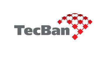 logo da Companhia TecBan representando a mesma