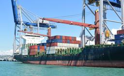 Imagem de um barco representando formação do preço de exportação