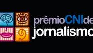 Cerimônia de entrega do Prêmio CNI de Jornalismo