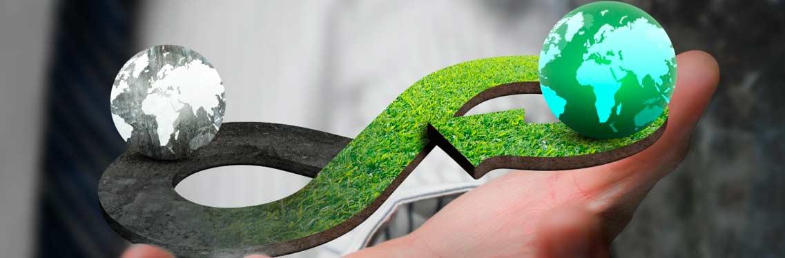 A economia circular na indústria