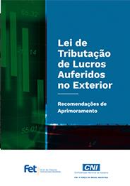 Publicação: Lei de Tributação de Lucros Auferidos no Exterior