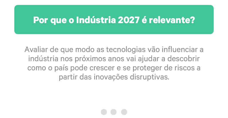 Por que o indústria 2027 é relevante
