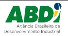 icone da Agência Brasileira de Desenvolvimento Industrial representando a mesma