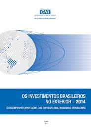 Publicação: Os Investimentos Brasileiros no Exterior 2014