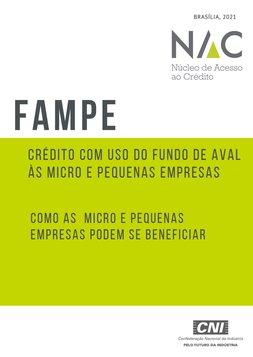 FAMPE - Crédito com uso do Fundo de Aval às Micro e Pequenas Empresas