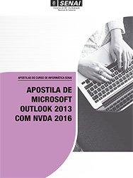 Apostila De Microsoft Outlook 2013 Com Nvda 2016 Pagina