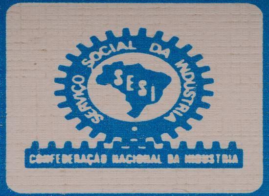 Logomarca histórica do SENAI