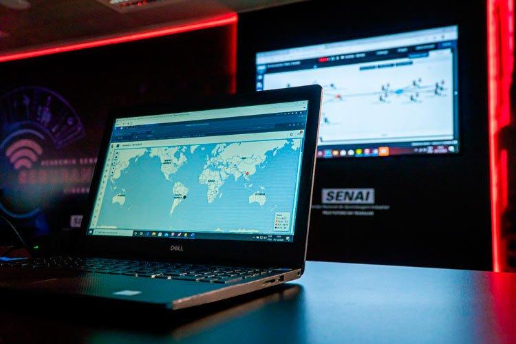 O que é cibersegurança?