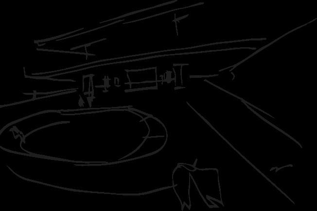 imagem de um desenho representando arte
