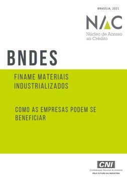 BNDES - FINAME Materiais Industrializados