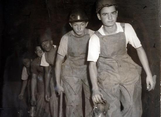 Escola SENAI de Mineração de Carvão