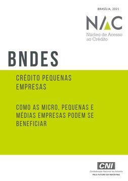 BNDES - Crédito Pequenas Empresas