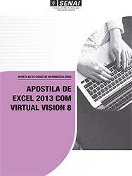 Apostila De Excel 2013 Com Virtual Vision 8 Pagina