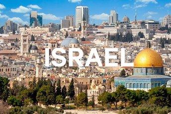 Israel Texto alternativo da sua imagem