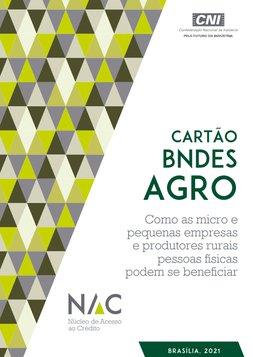 Cartão BNDES Agro