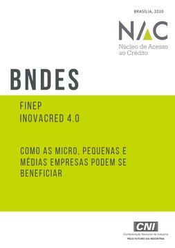 FINEP -  Inovacred 4.0