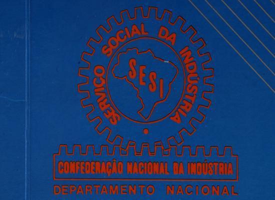 Logomarca histórica do SESI