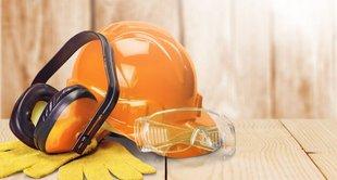 imagem de um capacete protetor representando aposentadoria especial