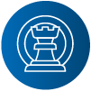 Ícone com escudo