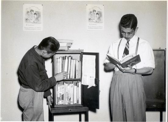 Biblioteca itinerante do SESI/SP