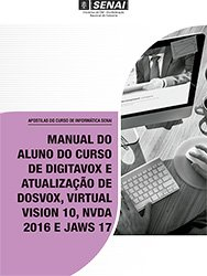 Manual Do Aluno Do Curso De Digitavox E Atualizacao De Dosvox Virtual Vision 10 Nvda 2016 E Jaws 17 Pagina