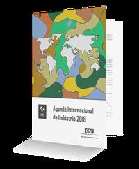 Capa do documento Agenda Internacional 2018