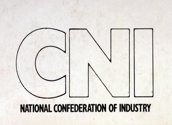 Logomarca histórica da CN