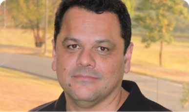 Leandro Santos, da Flex Brasil Texto alternativo da sua imagem