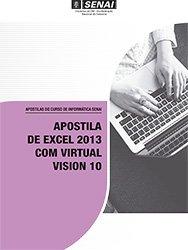 Apostila De Excel 2013 Com Virtual Vision 10 Pagina