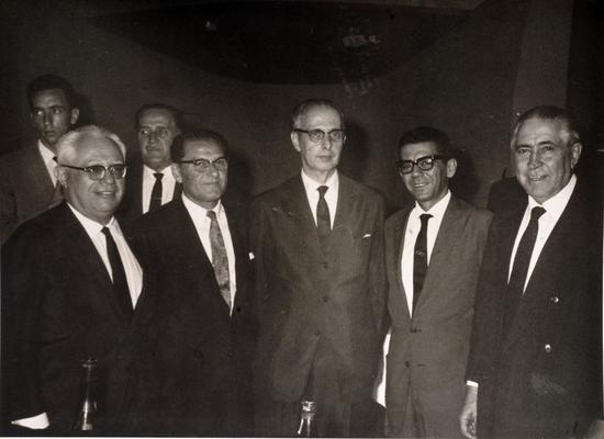 Reunião de líderes da indústria