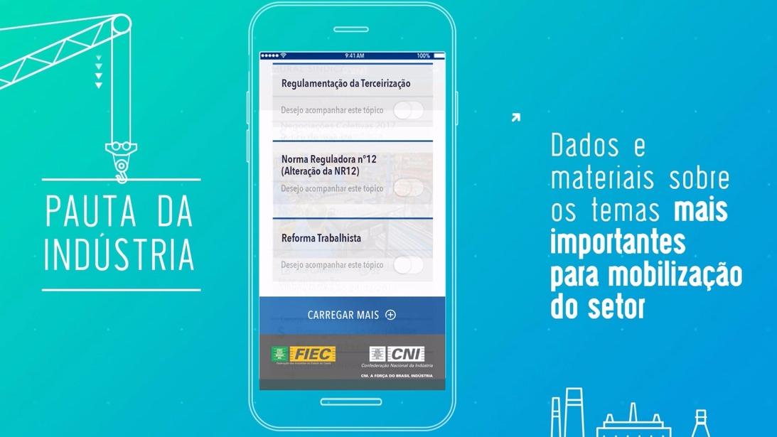 Aplicativo da Rede Sindical facilitará comunicação entre lideranças e mobilização empresarial