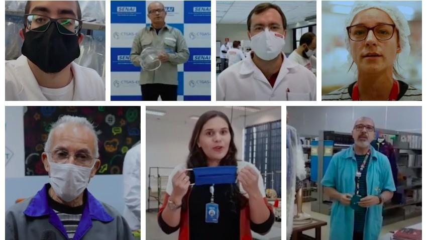 VÍDEO: O SENAI é feito de pessoas